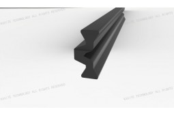 thermal break polyamide, shape C 12 thermal break, thermal break strip