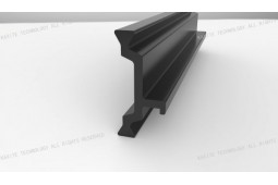 thermal barrier product,extruded thermal barrier product,thermal barrier product for insulated window system, insulated window system