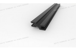 joint profile ,heat break polyamide product,polyamide joint profile,extension part of shape ICT
