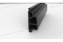 extrusion heat insulation polyamide strut,heat insulation polyamide strut,aluminium window profiles,polyamide strut for aluminium window profiles