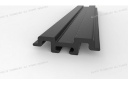 heat barrier profile,extrusion heat barrier profile,custom extrusion nylon 66,heat barrier profile for curtain walls