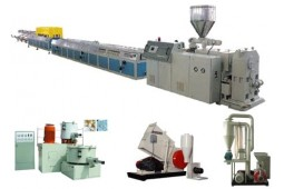 automatic production line for extrusion,automatic production line for thermal breaks, Nylon thermal break extruder machine,pa66 polyamide thermal break strip extruder, extruder machine for thermal bre