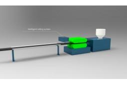 Automatic cutting system, Automatic cutting system for thermal breaks