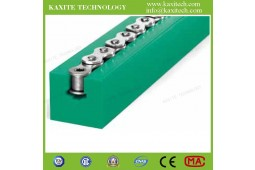TYPE K chain guides, chain guides for roller chains, chain guides