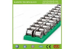 TYPE T DUPLEX extrusion roller chain guides,extrusion roller chain guides,extrusion chain guides
