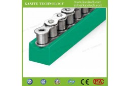 TYPE U nylon profile chain guide,TYPE U chain guide,nylon profile chain guide,nylon chain guide,