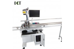 laser marking machine,Long area  laser marking, laser marking system, 20W laser marking machine