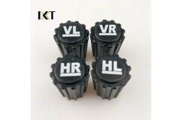 tyre printing valve cap;German valve cap