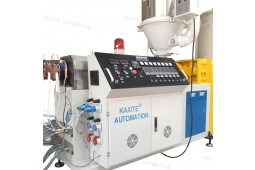 thermal break production line,PA66 production line,PA66 extruder,thermal break extrusion,polyamide extruder