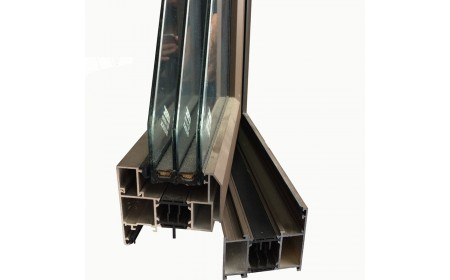What is the role of Polyamide Insulating Bars in Energy-Efficient Aluminium Windows?