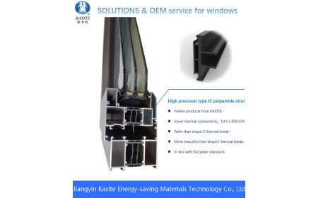 solutions for thermal break windows and doors